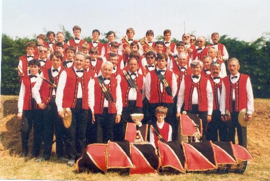 l`harmonie en Boléros rouges