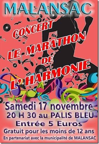 Affiche concert 17 novembre 2018