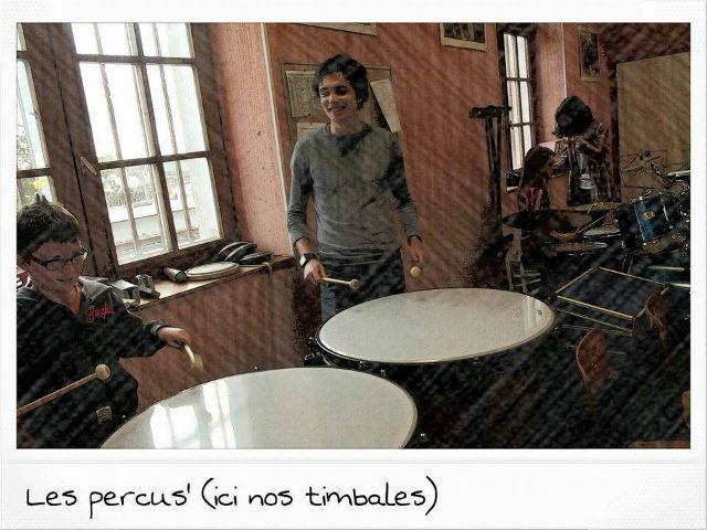 Les Percus` - 2