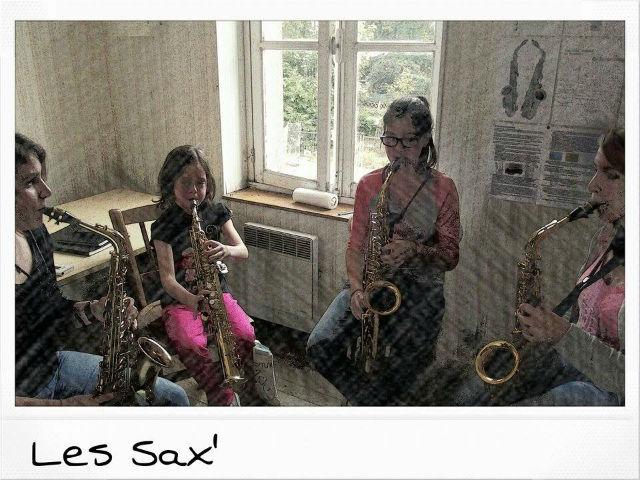 Les Sax`