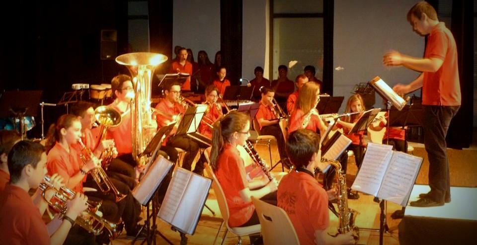 Petit orchestre concert Palis Bleu 14-11-2015
